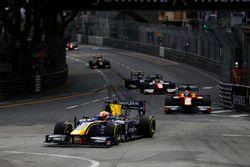 Alex Lynn, DAMS precede Norman Nato, Racing Engineering