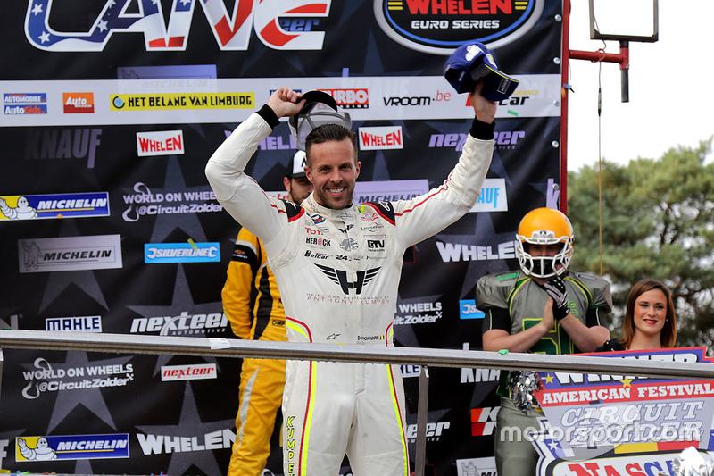 Anthony Kumpen: kampioen NASCAR Whelen Euro Series