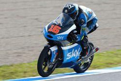 Andrea Migno, Sky Racing Team VR46, Moto3