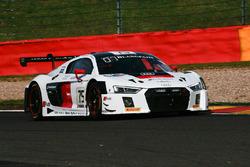#75 ISR Audi R8 LMS: Filip Salaquarda, Edoardo Mortara, Marlon Stockinger