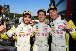 Race winner #99 Rowe Racing, BMW M6 GT3: Maxime Martin, Philipp Eng, Alexander Sims