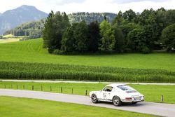 Anatol Siegel und Julia Siegel,Porsche 911S, Bj. 1968