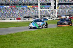 The Performance Driving Group, #115 MP2A Porsche 996 driven by Renato Tranardi of Formula Motorsport