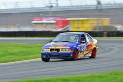 #810 MP3B BMW driven by Pedro Redondo Sr. and Pedro Redondo Jr. of TLM Racing