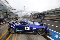 #14 Emil Frey Racing Emil Frey Jaguar G3: Lorenz Frey, Stéphane Ortelli, Albert Costa Balboa