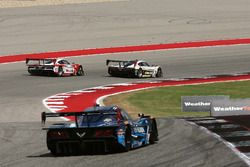 #5 Action Express Racing, Corvette DP: Joao Barbosa, Christian Fittipaldi; #31 Action Express Racing