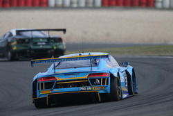 #35 Car Collection Motorsport, Audi R8 LMS: Horst Felbermayr Jr., Andreas Weishaupt, Marc Basseng