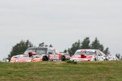 Facundo Ardusso, JP Racing Dodge, Matias Rossi, Donto Racing Chevrolet