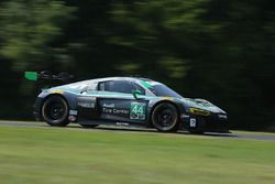 #44 Magnus Racing, Audi R8 LMS: John Potter, Andy Lally