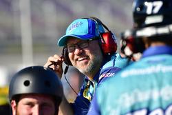 Mike Kelley, Jefe del equipo de Ricky Stenhouse Jr., Roush Fenway Racing Ford