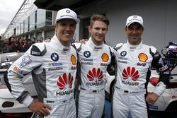 Sieger #31 Schubert Motorsport, BMW M6 GT3: Marco Wittmann, Jörg Müller, Jesse Krohn