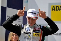 Rookie-Podium: Joel Eriksson, Motopark, Dallara F312 – Volkswagen