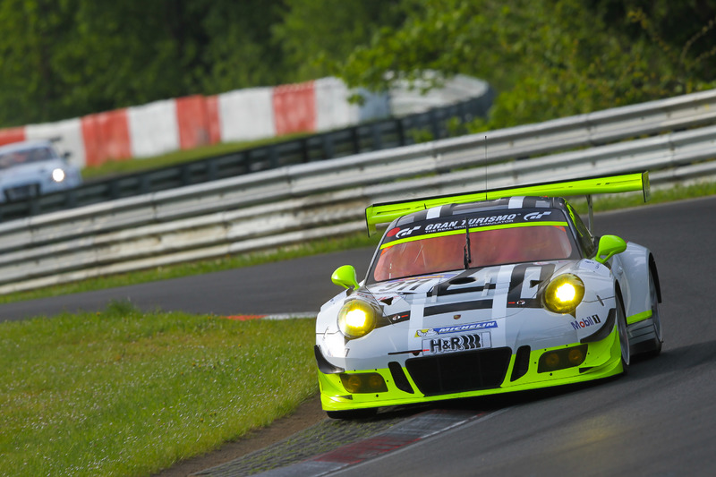 29. #911 Manthey Racing, Porsche 911 GT3 R