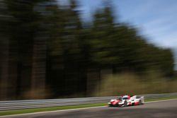 #6 Toyota Racing, Toyota TS050 Hybrid: Stéphane Sarrazin, Mike Conway, Kamui Kobayashi
