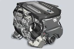 Le moteur des BMW 750d