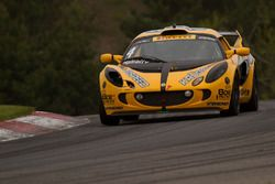 #4 KRUGSPEED Racing Lotus Exige: Dennis Hanratty Jr.