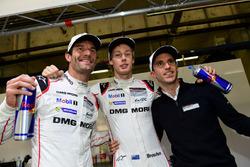 Polesitters #1 Porsche Team Porsche 919 Hybrid: Timo Bernhard, Mark Webber, Brendon Hartley