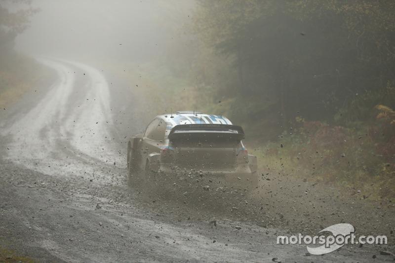 Sebastien Ogier, Julien Ingrassia, VW Polo WRC