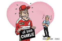 L'humeur de Cirebox - Vettel est Charlie !