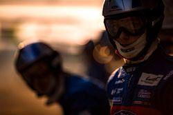 Mechanics of Ford Chip Ganassi Racing Team UK Ford GT
