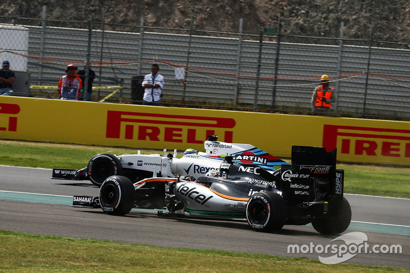 10e - Sergio Pérez (Force India)