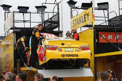 Ersatzauto von Kyle Busch, Joe Gibbs Racing, Toyota
