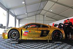 Marchy Lee, Audi Hong Kong Team