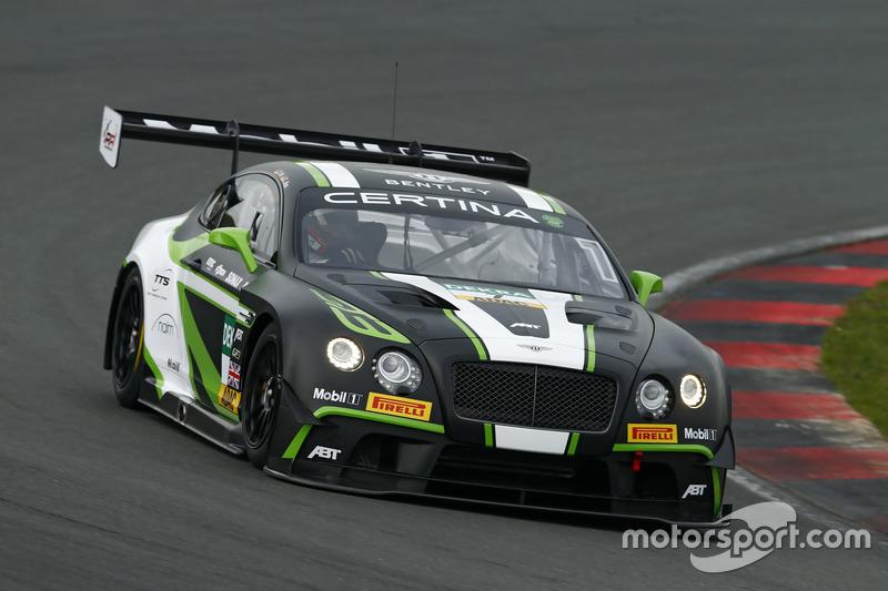 Bentley Team Abt