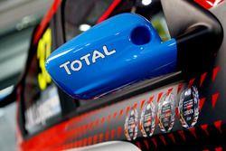 Detalle, José María López, Citroën World Touring Car Team, Citroën C-Elysée WTCC