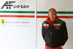 Claudio Sdanewitsch, AF Corse