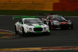 #24 Team Parker Racing, Bentley Continental GT3: Tom Onslow-Cole, Ian Loggie, Callum Macleod, Andy