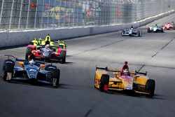 Эд Карпентер, Ed Carpenter Racing Chevrolet и Райан Хантер-Рей, Andretti Autosport Honda