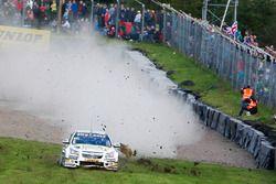 Hunter Abbott, Power Maxed Racing in the gravel