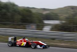 Guanyu Zhou, Motopark Dallara F316 – Volkswagen