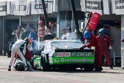 Gaston Mazzacane, Daniel Nefa, Coiro Dole Racing Chevrolet