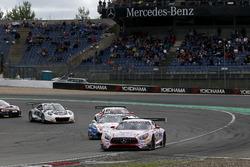 #26 BWT Mücke Motorsport, Mercedes-AMG GT3: Sebastian Asch, Lucas Auer