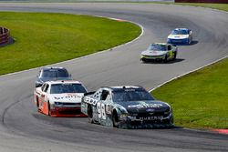 Casey Mears, Biagi-DenBeste Racing Ford, Andy Lally, Chevrolet