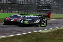 Mercedes AMG-S.GT3 #22 Kripton Motorsport: Pezzucchi-Pastorelli