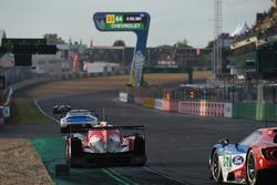 #23 Panis-Barthez Competition Ligier JS P217 Gibson: Fabien Barthez, Timothe Buret, Nathanael Bertho