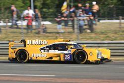 #29 Racing Team Nederland Dallara P217 Gibson : Rubens Barrichello, Jan Lammers, Frits van Eerd