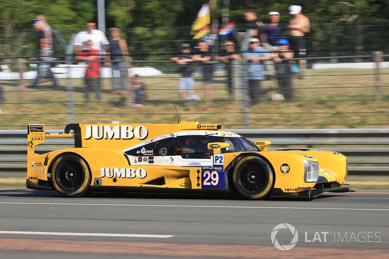 17. LMP2: #29 Racing Team Nederland, Dallara P217 Gibson
