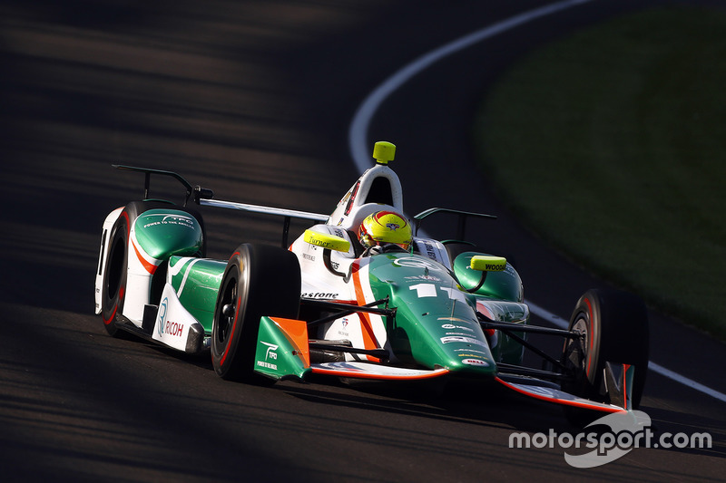 #11 Spencer Pigot, Juncos Racing / Chevrolet