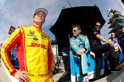 Ryan Hunter-Reay, Andretti Autosport Honda Marco Andretti, Andretti Autosport Honda, Bryan Herta