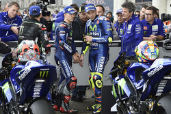 Маверик Виньялес и Валентино Росси, Yamaha Factory Racing