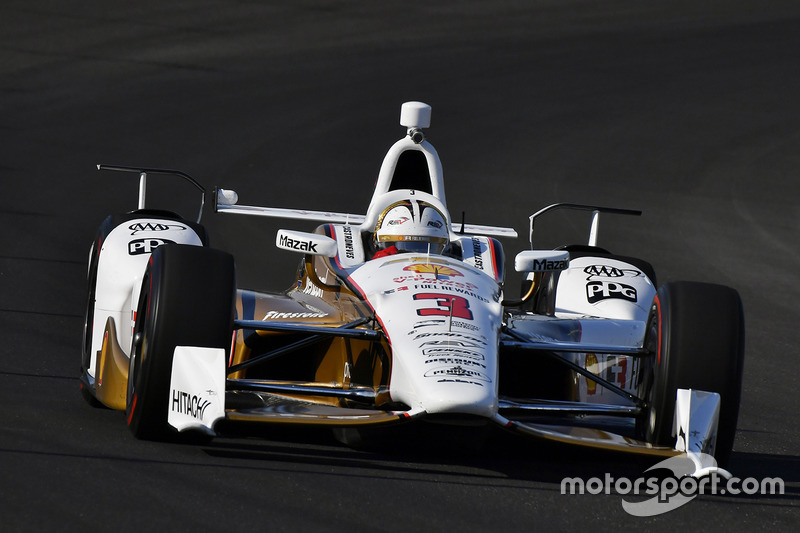 #3 Helio Castroneves, Shell Fuel Rewards / Chevrolet