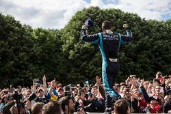 Podium: 1. Sébastien Buemi, Renault e.Dams