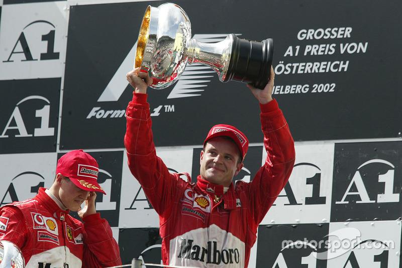 GP da Áustria de 2002