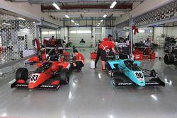 Wagens van Manuel Maldonado, Joey Mawson