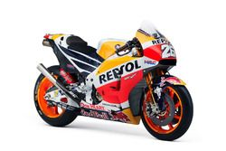 Bike of Dani Pedrosa, Repsol Honda Team