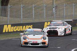 #18 PROsport Performance, Porsche Cayman PRO 4: Charles Putman, Charles Espenlaub, Joe Foster